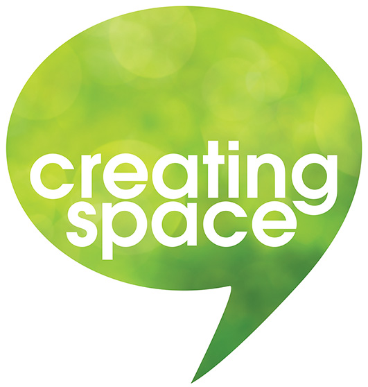 creating space coaching logo